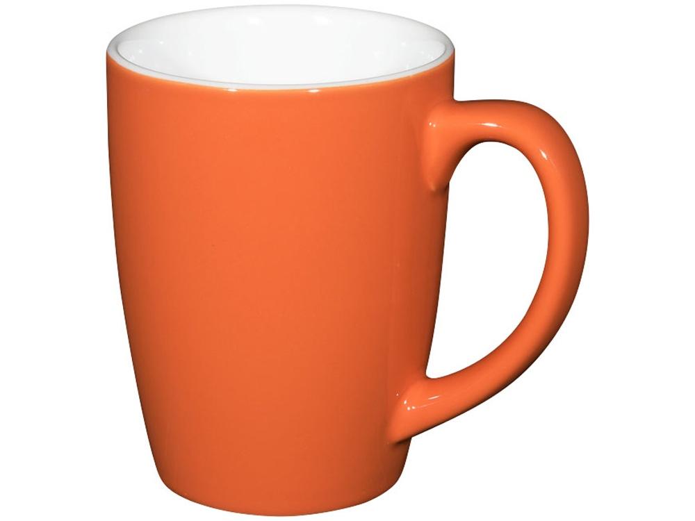 Керамическая кружка Mendi 350 мл, оранжевый
