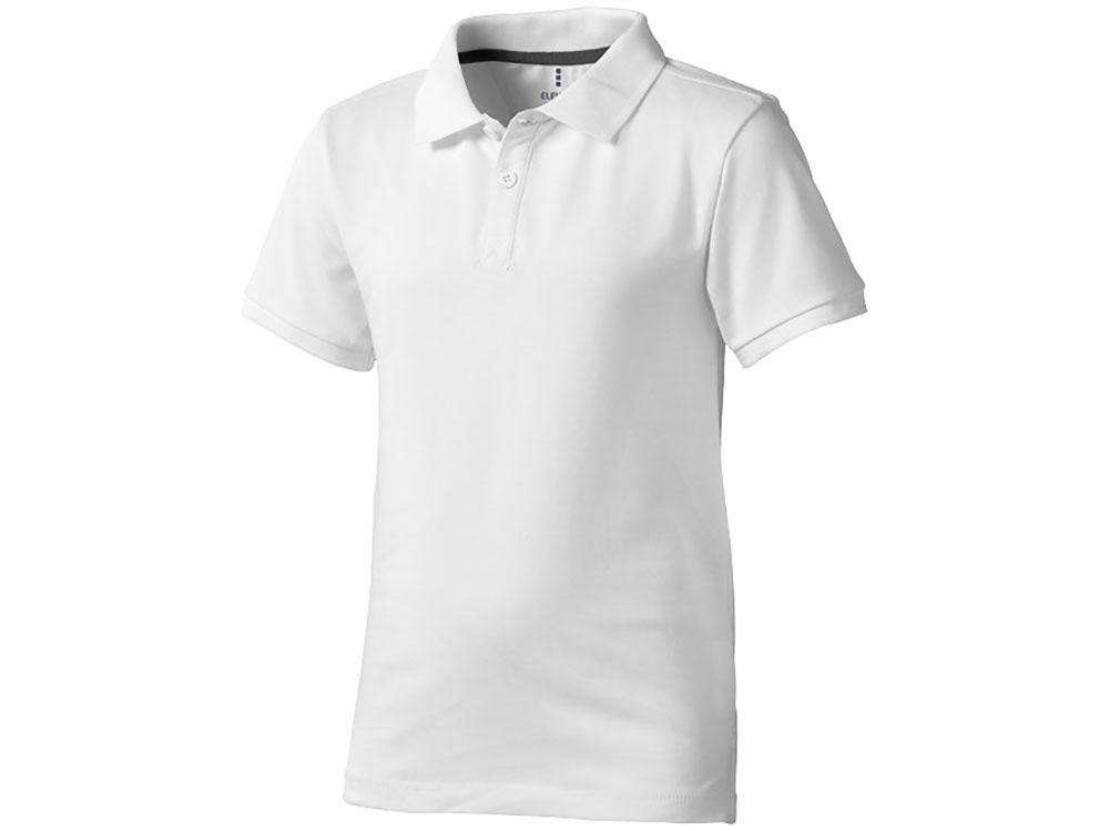 Рубашка поло Calgary детская, белый