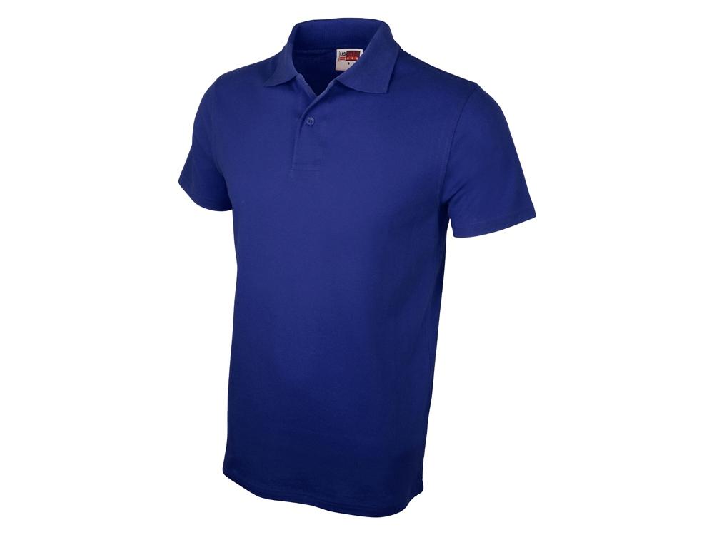 Рубашка поло Laguna мужская, классический синий