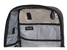 Противокражный водостойкий рюкзак «Shelter» для ноутбука 15.6 '' (арт. 932118), фото 4