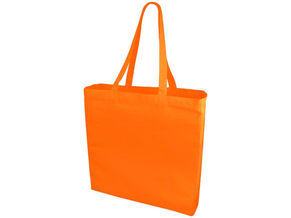 Сумка Odessa хлопковая, оранжевый
