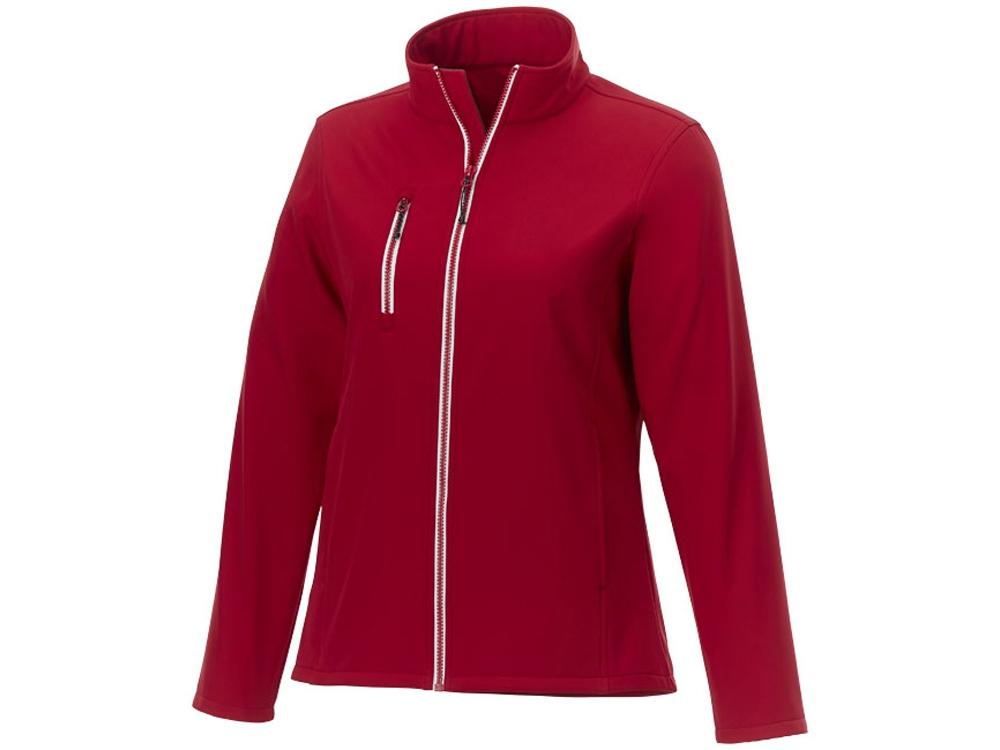 Женская флисовая куртка Orion, красный