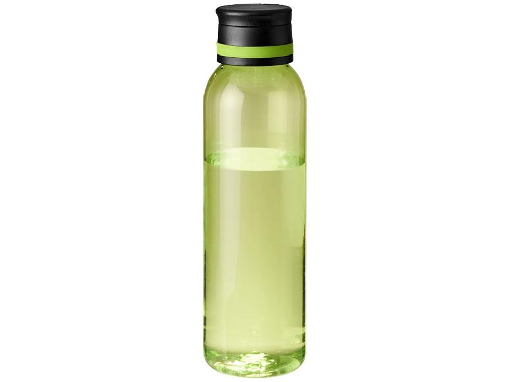 Спортивная бутылка Apollo объемом 740мл из материала Tritan™, лайм