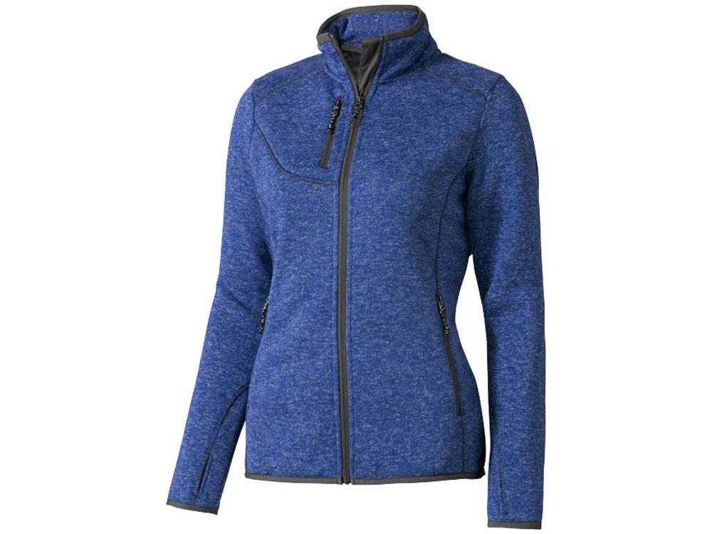 Куртка трикотажная Tremblant женская, синий