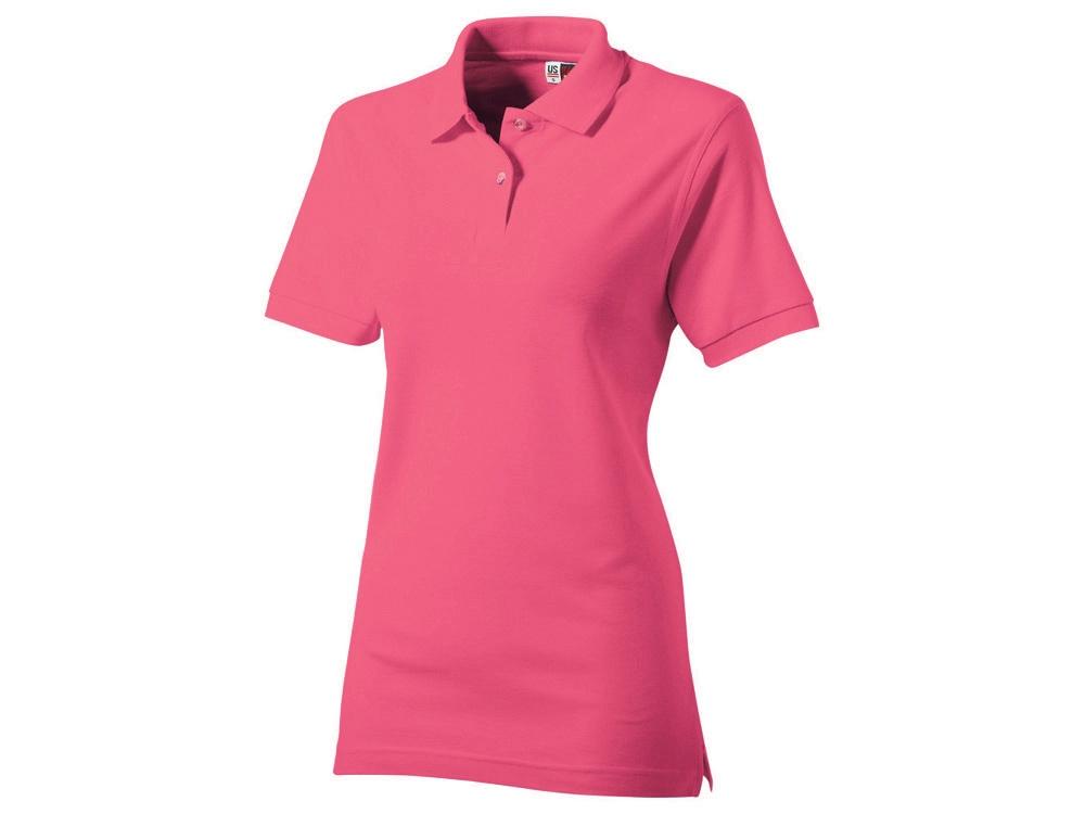 Рубашка поло Boston женская, розовый