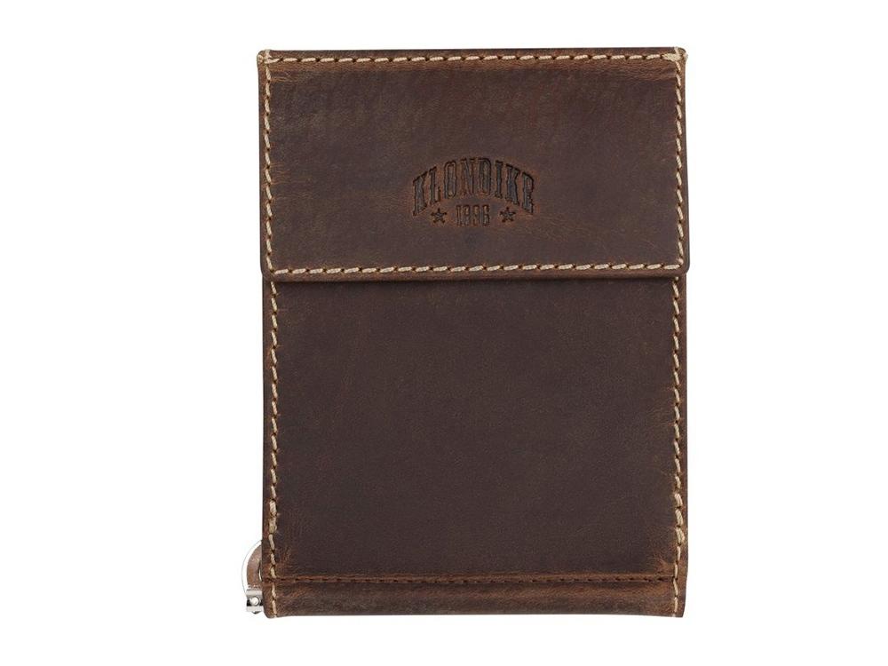 Бумажник KLONDIKE Yukon, с зажимом для денег