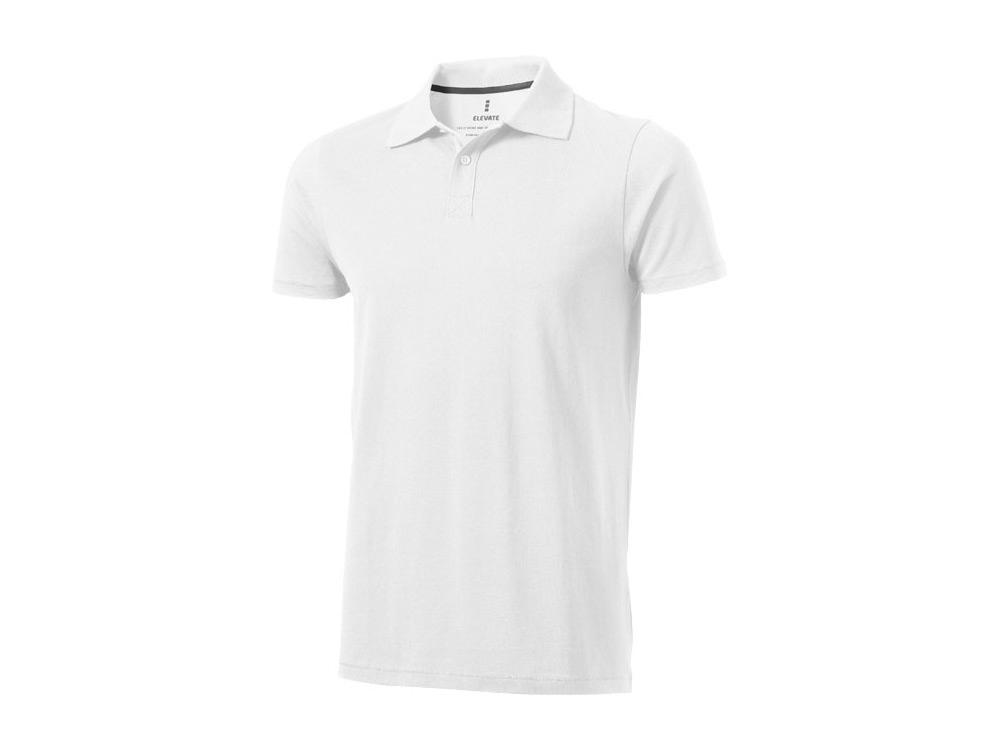 Рубашка поло Seller мужская, белый