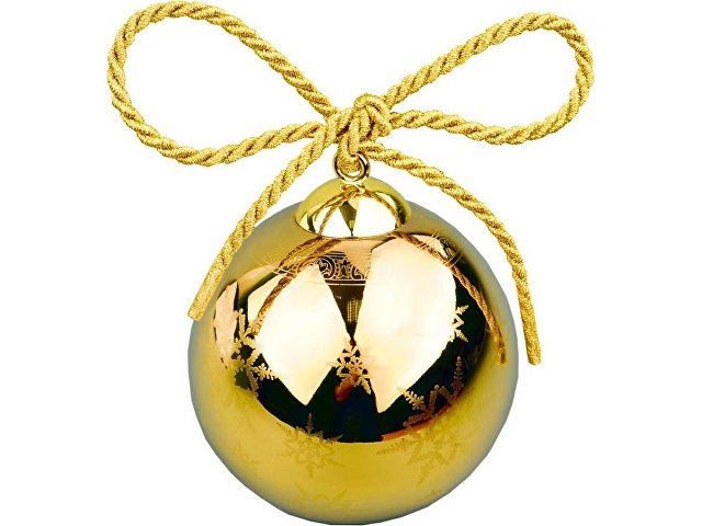 Рождественский шарик «Gold» (арт. 50557)