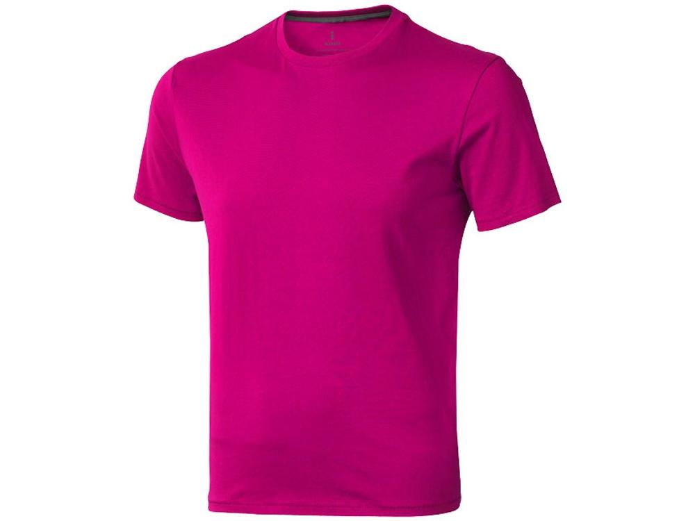 Футболка Nanaimo мужская, розовый