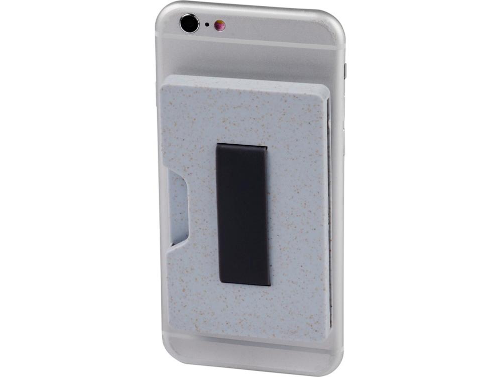Чехол для карт Grass RFID, серый