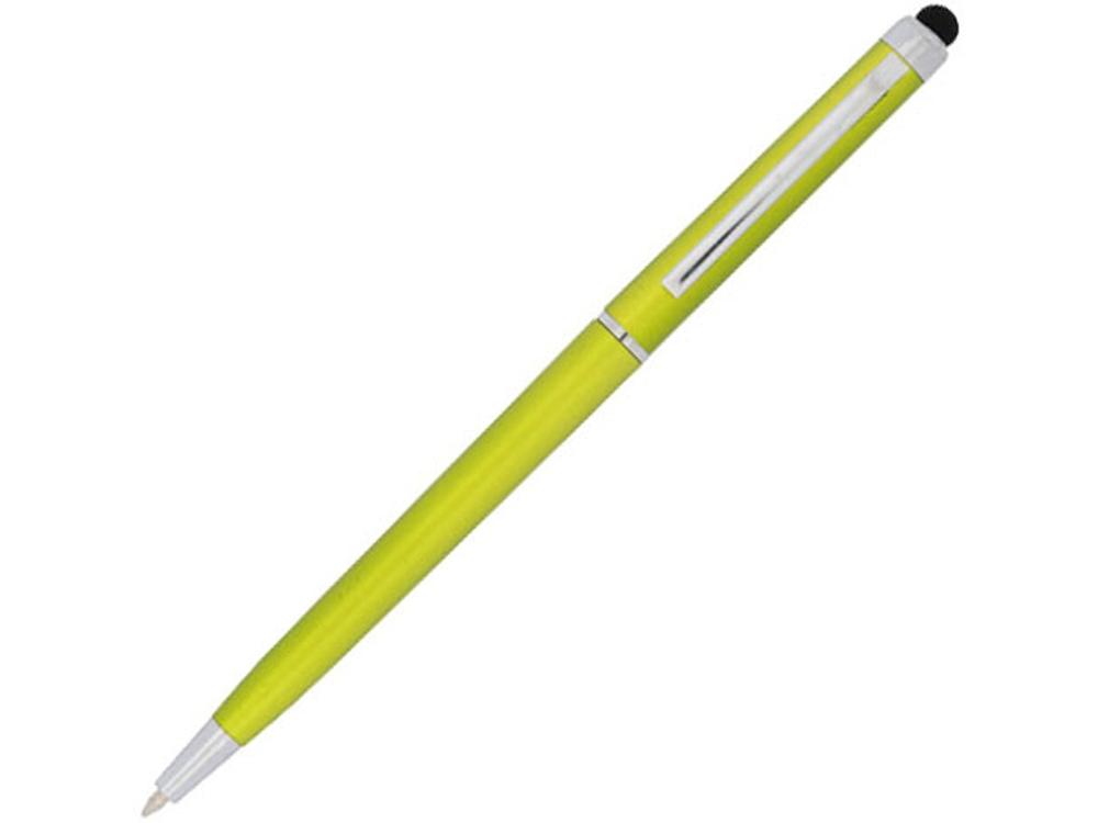 Ручка пластиковая шариковая Valeria, лайм