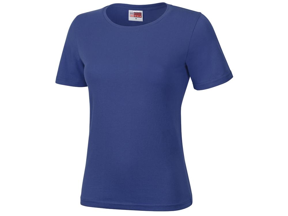 Футболка Heavy Super Club женская, классический синий