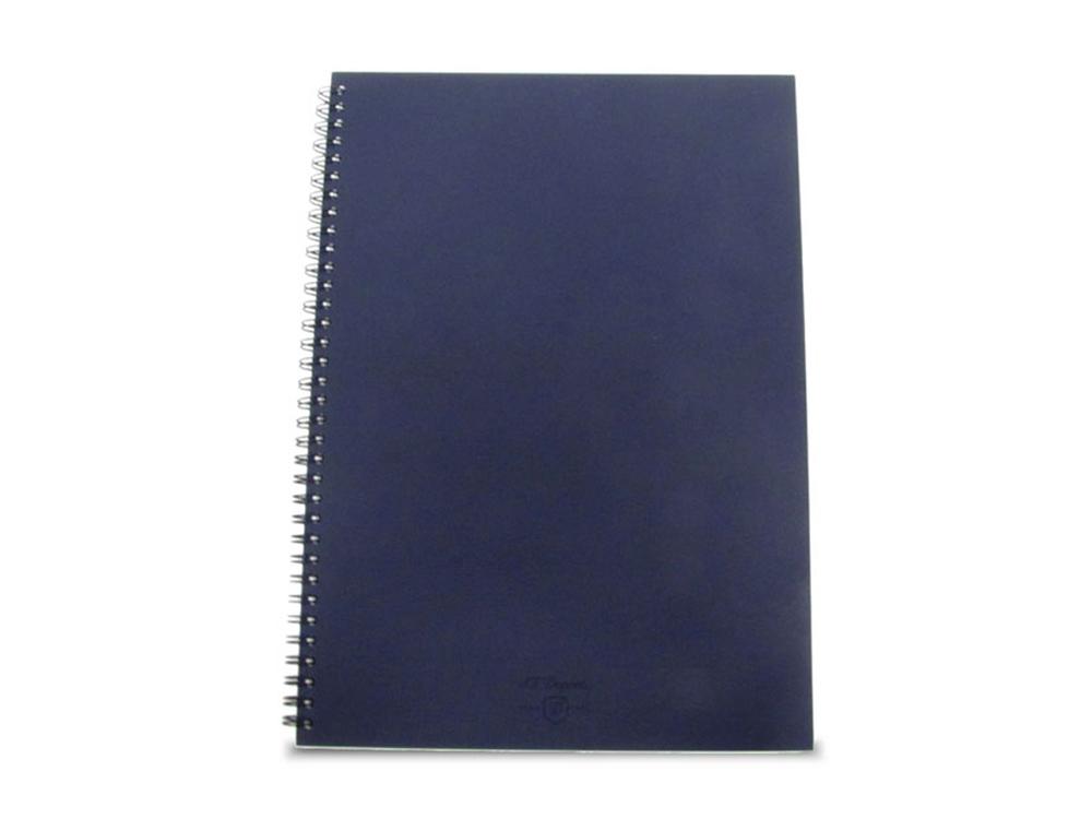 Блокнот А5. S.T. Dupont, синий