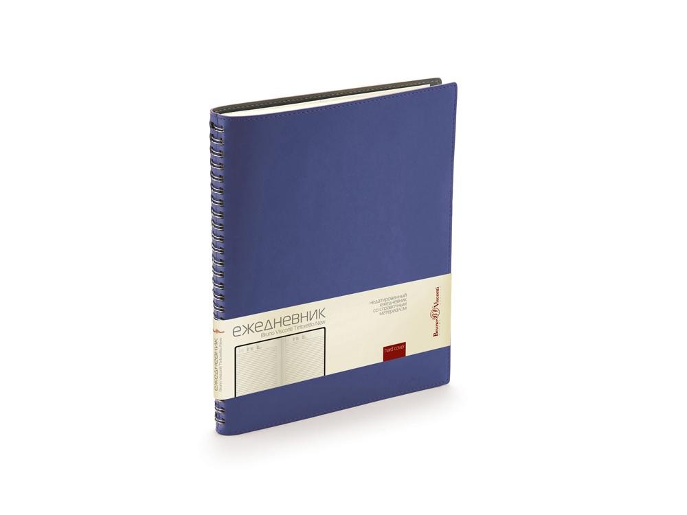 Ежедневник недатированный B5 Tintoretto New, синий