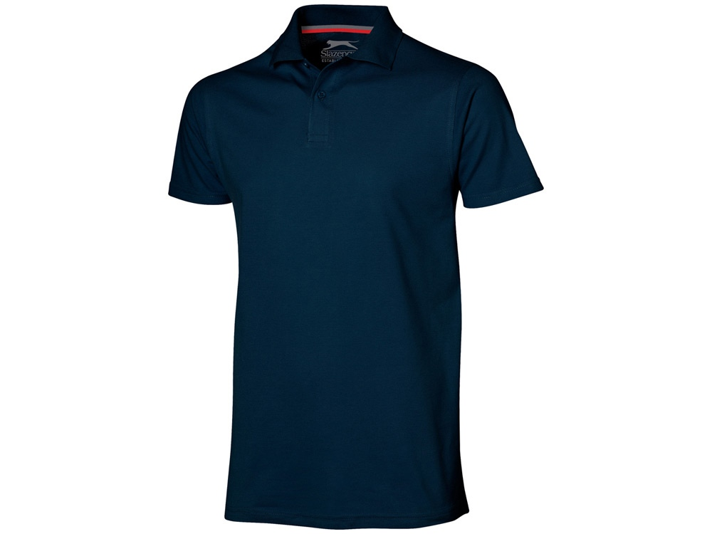 Рубашка поло Advantage мужская, темно-синий