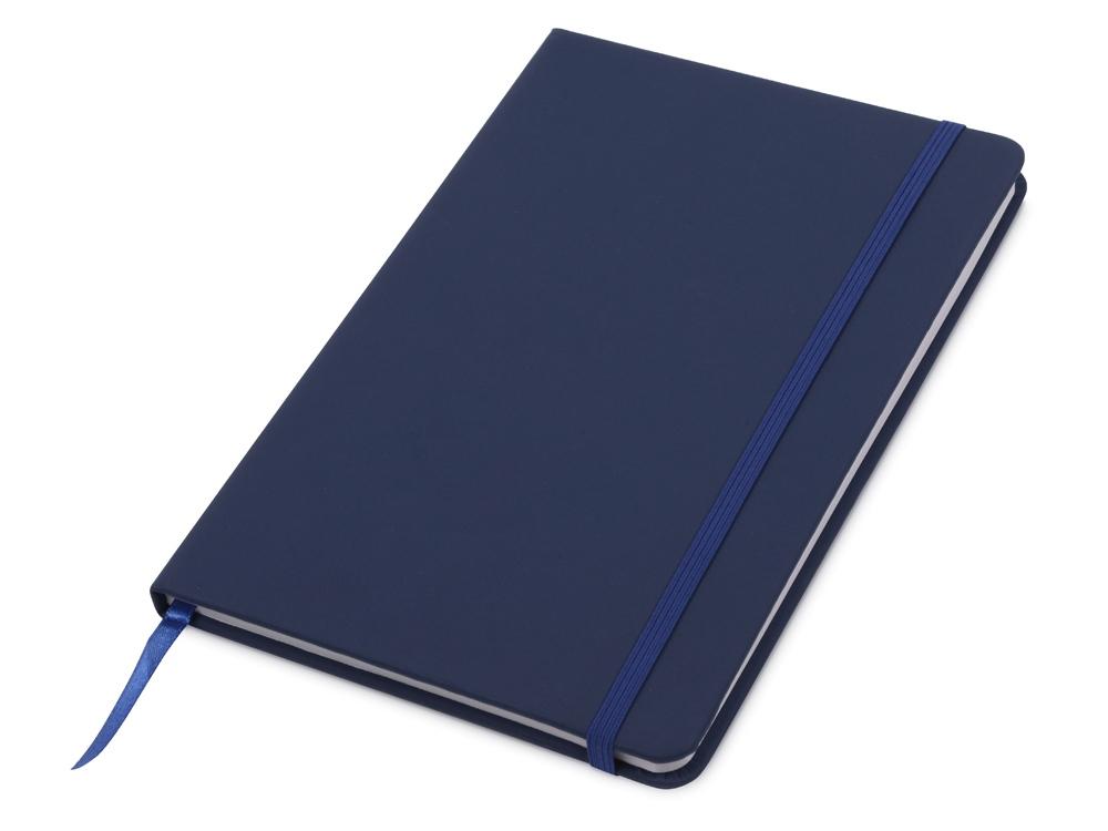 Блокнот А5 Spectrum, темно-синий