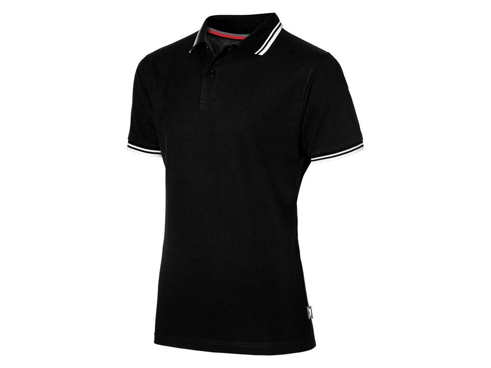 Рубашка поло Deuce мужская, черный