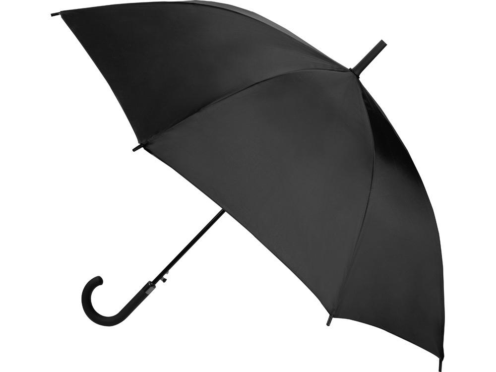 Зонт-трость Мигель, черный (Р)