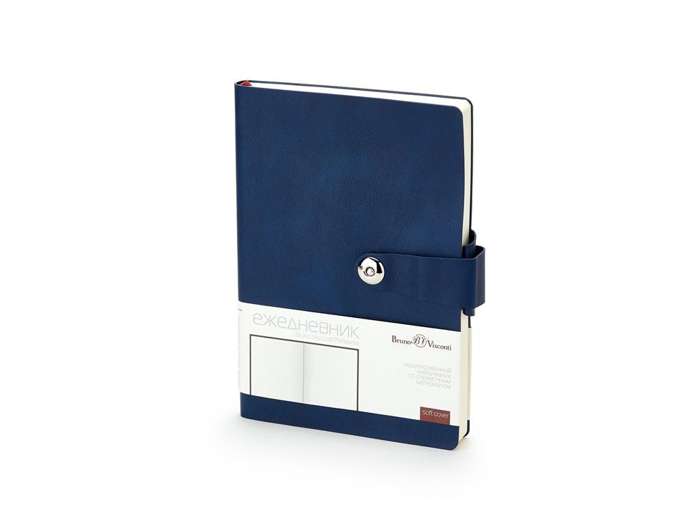 Ежедневник недатированный  А5 PRIMAVERA синий