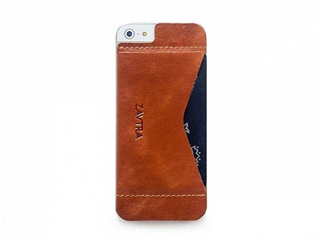 Кошелек-накладка на iPhone 5/5s и SE