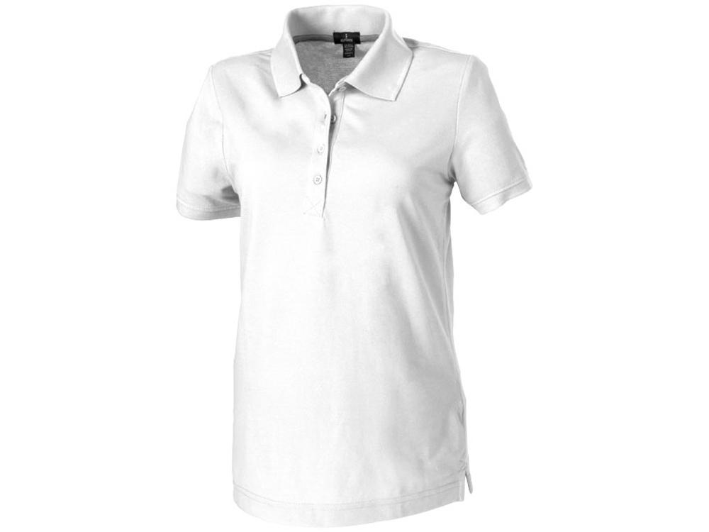 Рубашка поло Crandall женская, белый