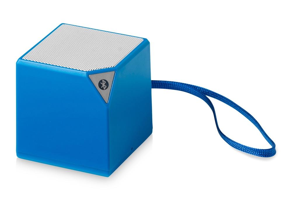 Портативная колонка Sonic с функцией Bluetooth®, синий/серый