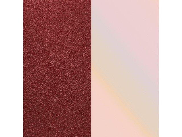 Двусторонняя кожаная вставка для браслета (арт. 50027)