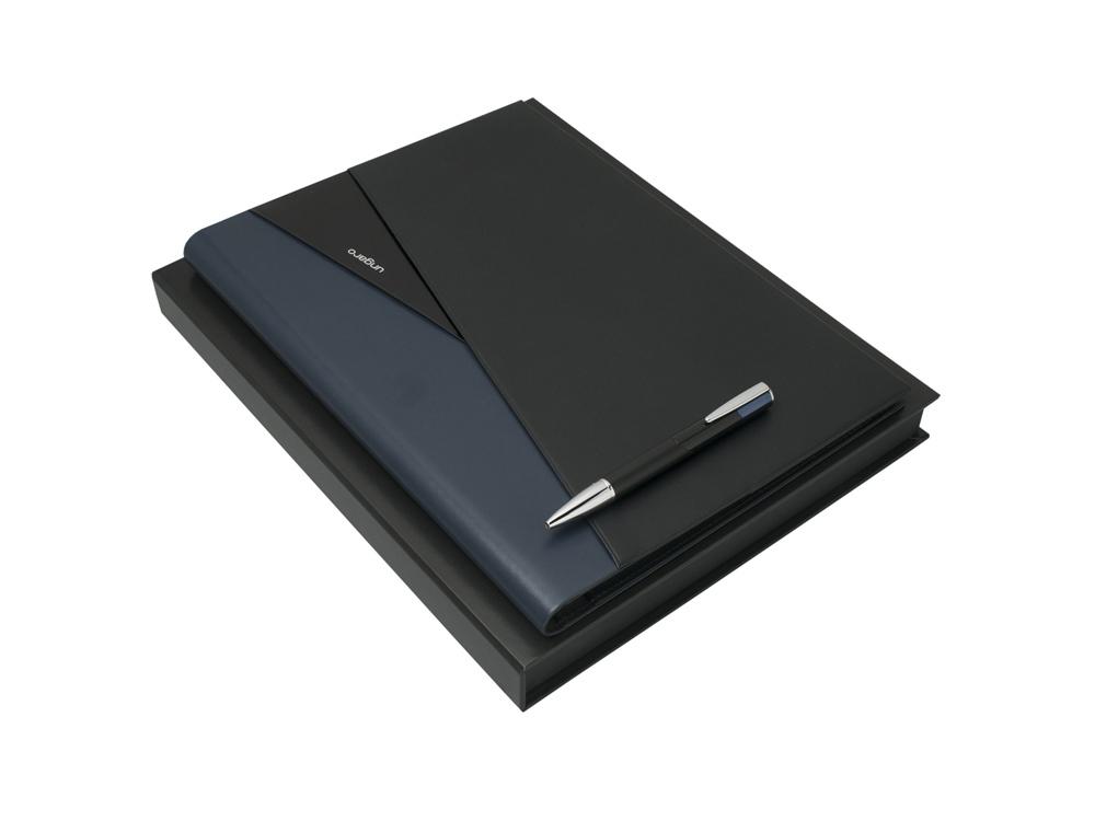 Подарочный набор Lapo: папка А4, ручка шариковая. Ungaro