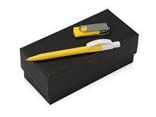 Подарочный набор «Uma Memory» с ручкой и флешкой (арт. 700337.04)