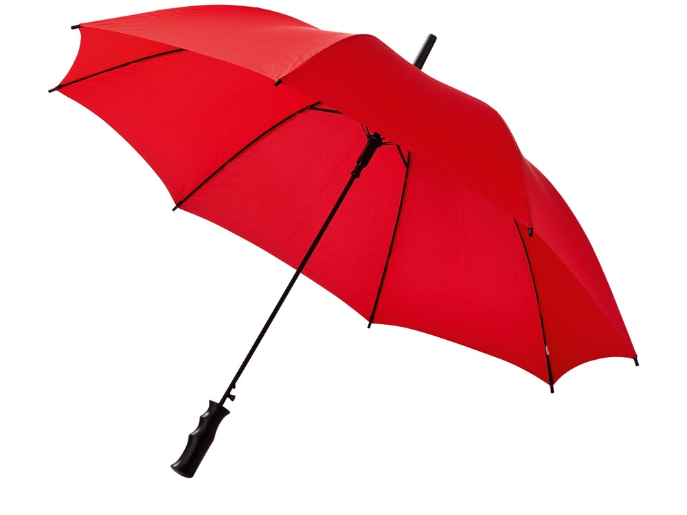 Зонт Barry 23 полуавтоматический, красный