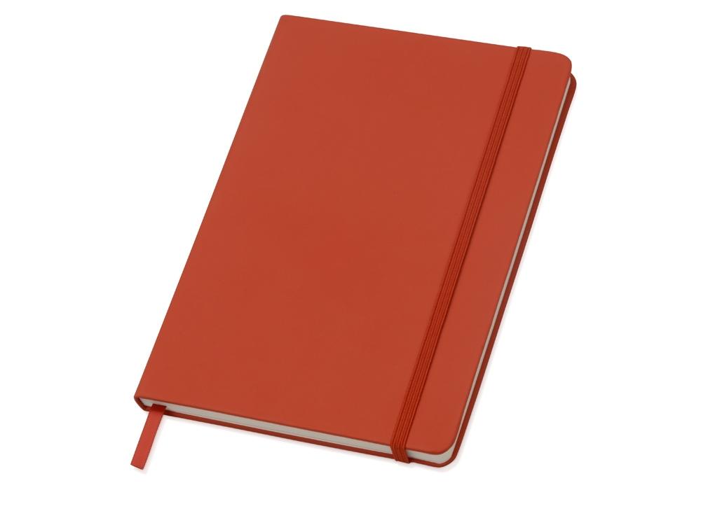 Блокнот А5 Vision, Lettertone, красный