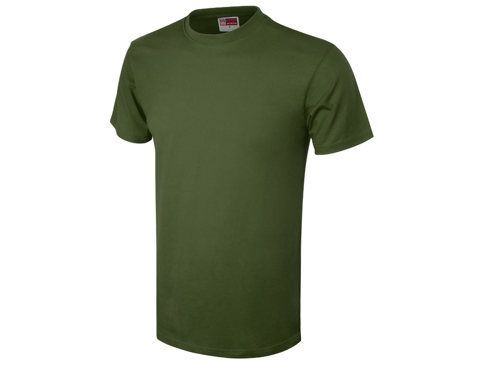 Футболка Heavy Super Club мужская, бутылочный зеленый
