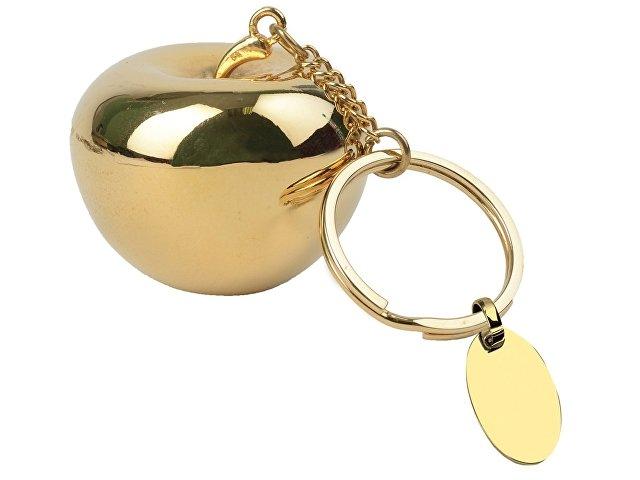 Брелок с шильдом «Золотое яблоко»