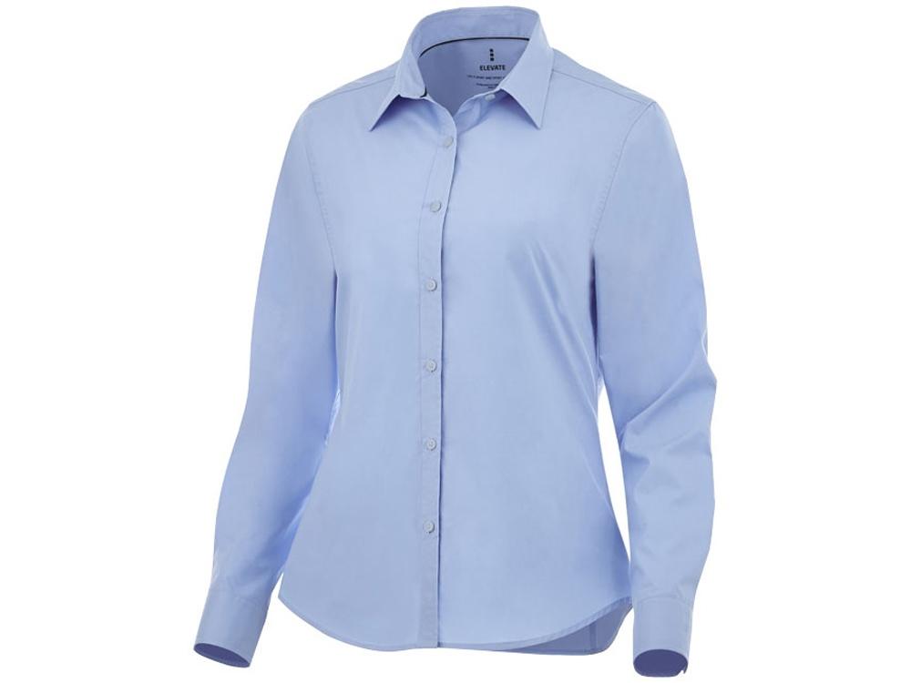 Женская рубашка с длинными рукавами Hamell, светло-синий