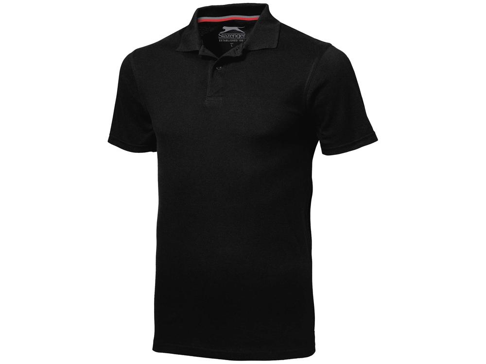 Рубашка поло Advantage мужская, черный
