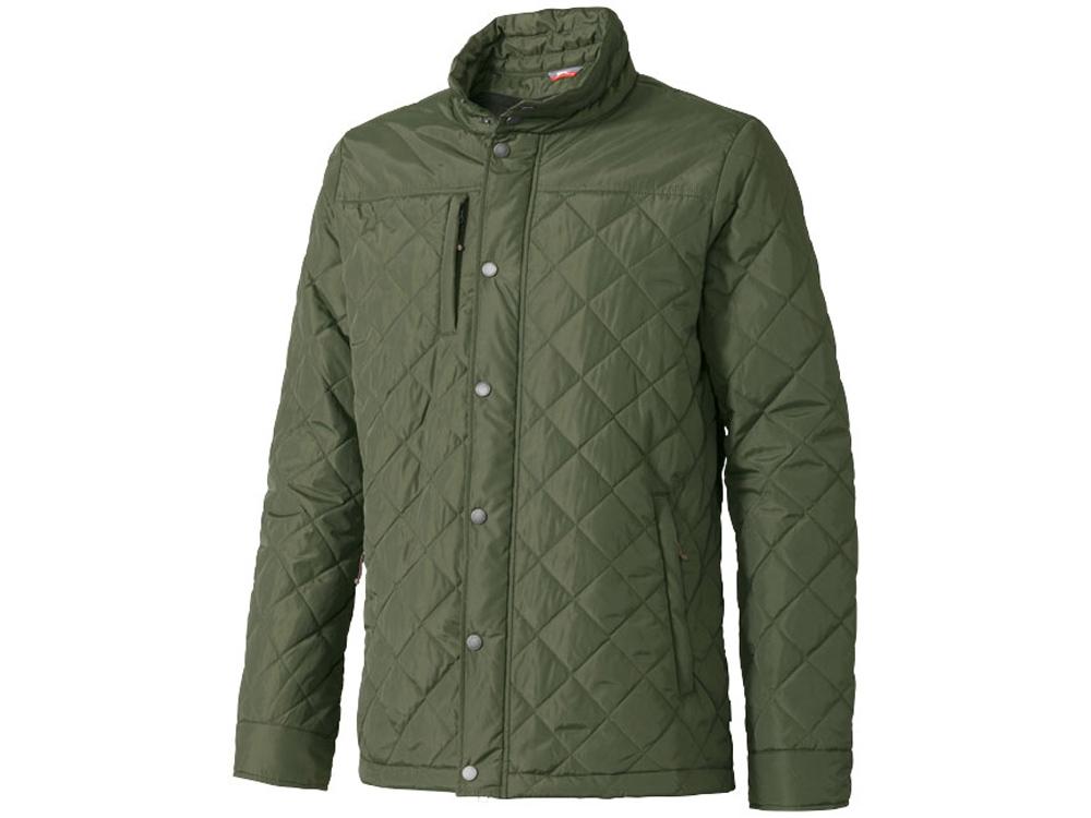 Куртка Stance мужская, зеленый армейский