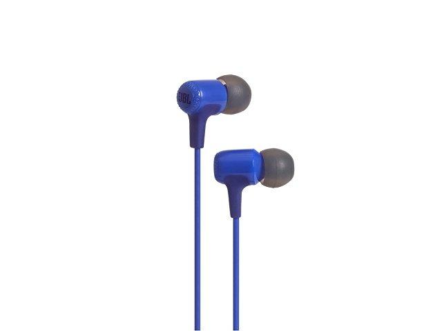 Пользовательские наушники JBL, JBLE15BLU, синий