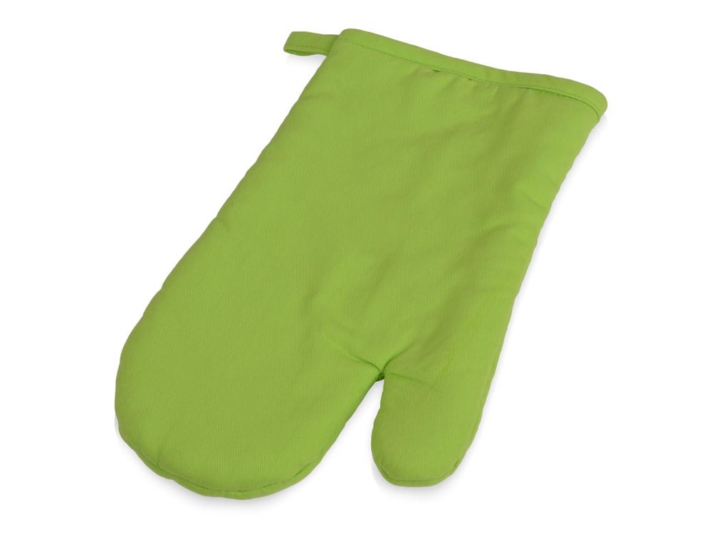 Хлопковая рукавица, зеленое яблоко