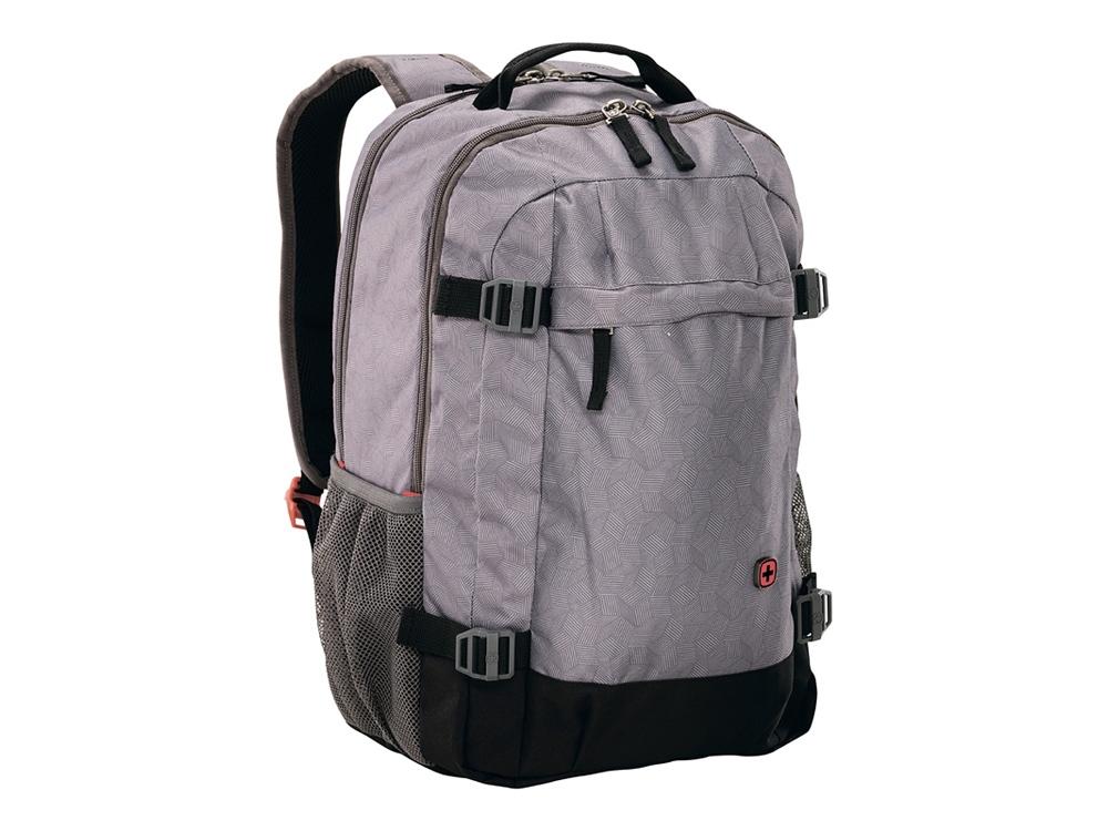 Рюкзак WENGER 28 л с отделением для ноутбука 16, серый