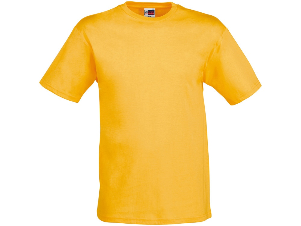 Футболка Heavy Super Club детская, золотисто-желтый