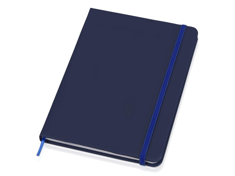 Блокнот А6 Rainbow M, синий