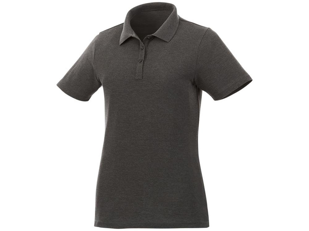 Рубашка поло Liberty женская, темно-серый