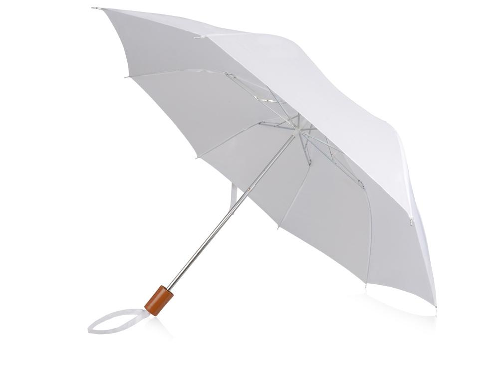 Зонт Oho двухсекционный 20, белый (Р)