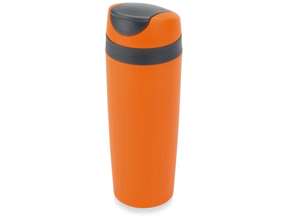 Термокружка Лайт 450мл, оранжевый