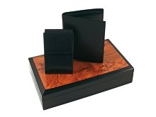 Подарочный набор: портмоне, ключница (арт. 56500)