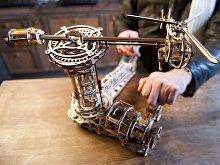 3D-ПАЗЛ UGEARS «Авиатор» (арт. 70053), фото 8