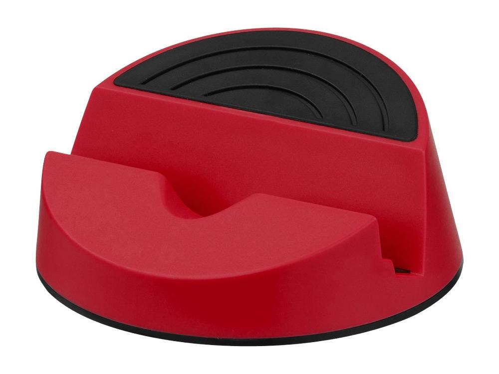Подставка Orso для медиа устройств, красный