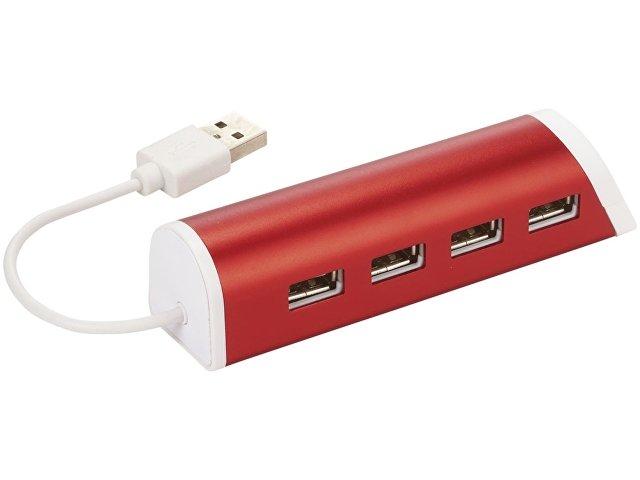 USB Hub на 4 порта с подставкой для телефона