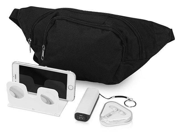 Подарочный набор Virtuality с 3D очками, наушниками, зарядным ус