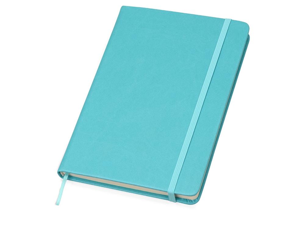 Блокнот А5 Vision 2.0 ламинированной твердой обложке, голубой